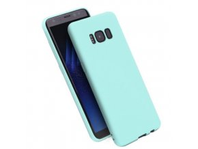 Silikónový kryt (obal) pre Samsung Galaxy S8 - mint (mentolovo zelený)