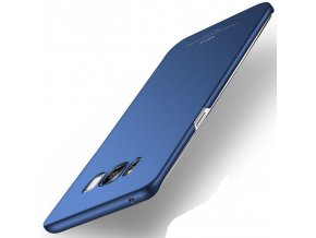 Plastový kryt MSVII pre Samsung Galaxy S8 Plus - simple blue (modrý)