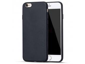 Silikónový kryt (obal) pre Iphone 7 - black (čierny)