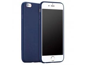 Silikónový kryt (obal) pre Iphone 7 - blue (modrý)