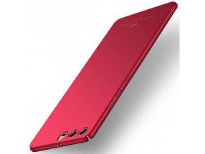 Plastový kryt (obal) pre Huawei P10 - simple red (červený)