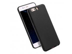 Silikónový kryt (obal) pre Huawei P10 - black (čierny)