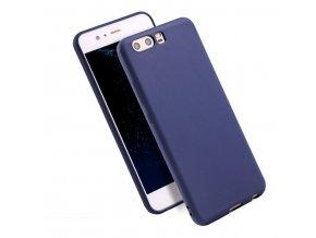 Silikónový kryt (obal) pre Huawei P10 - dark blue (tm. modrý)