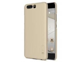 Plastový Nillkin kryt (obal) pre Huawei P10 Plus - gold (zlatý)