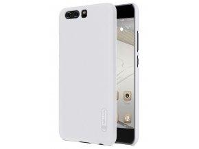 Plastový Nillkin kryt (obal) pre Huawei P10 - white (biely)