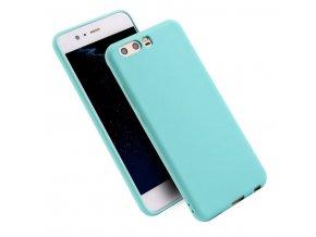 Silikónový kryt (obal) pre Huawei P10 Plus - light blue (sv. modrý)