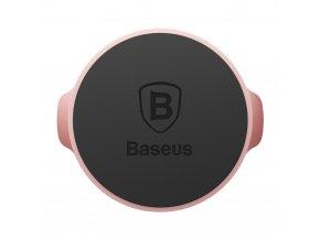 Baseus 360° magnetický (car holder) držiak do auta - ružový (pink)