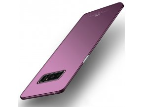 Plastový kryt pre Samsung Galaxy Note 8 (N950F) - fialový lesklý