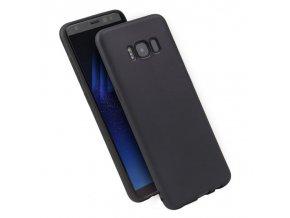 Silikónový kryt pre Samsung Galaxy Note 8 (N950F) - čierny