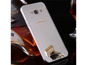 Hliníkový kryt pre Samsung Galaxy A5 (A500F) - strieborný
