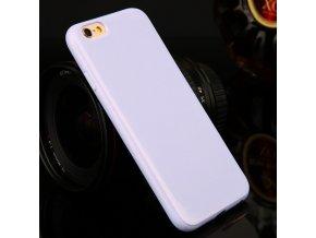 Silikónový kryt (obal) pre Iphone 5C - white (biely)