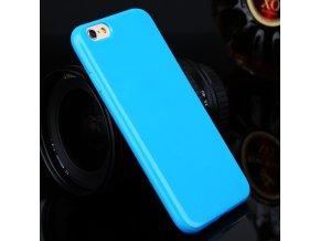 Silikónový kryt (obal) pre Iphone 5C - blue (modrý)