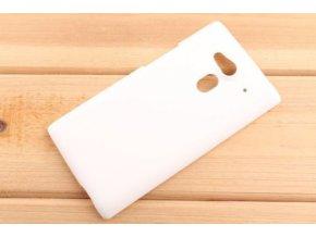 Plastový kryt (obal) pre Acer Liquid Z5 - white (biely)