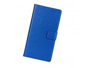 Flip Case (puzdro) pre Samsung Galaxy J3 2016 (J320F) - modré