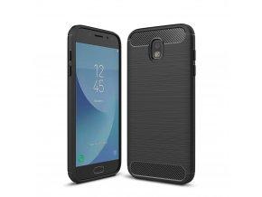 Silikónový kryt (obal) pre Samsung Galaxy J5 2017 (J530F) - čierny