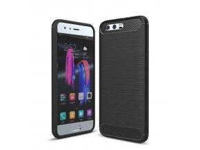 Silikónový kryt (obal) pre Huawei Honor 9 - čierny (black)