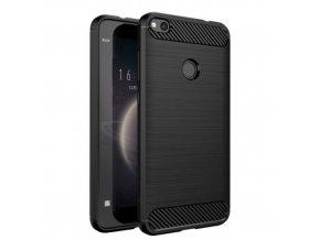 Silikónový kryt (obal) pre Huawei P10 Lite - black (čierny)