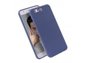 Silikónový kryt (obal) pre Huawei Honor 9 - blue (modrý)