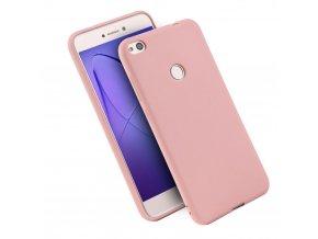 Silikónový kryt (obal) pre Huawei Honor P9 Lite 2017 - ružový