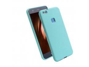 Silikónový kryt (obal) pre Huawei P10 Lite - tyrkysový
