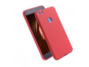 Silikónový kryt (obal) pre Huawei P10 Lite - červený