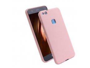 Silikónový kryt (obal) pre Huawei P10 Lite - ružový