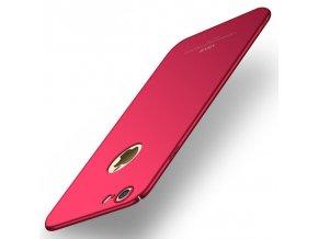 Plastový kryt pre iPhone 6/6S - simple red