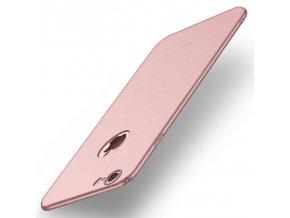 Plastový kryt pre iPhone 6/6S - matte rose gold