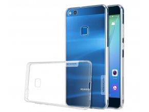 Silikónový Nillkin kryt (obal) pre Huawei P10 Lite - priesvitný