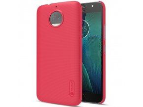 Nillkin kryt (obal) pre Lenovo (Motorola) Moto G5S+ (PLUS) - červený