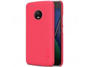 Nillkin kryt (obal) pre Lenovo (Motorola) Moto G5+ (PLUS) - červený