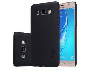 Plastový Nillkin kryt pre Samsung Galaxy J5 2016 (J510F) - čierny