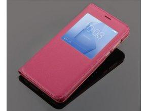 Flip Case (puzdro) pre Huawei Honor 8 - ružové