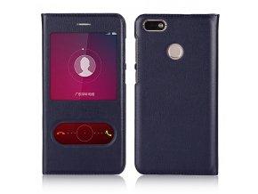 Flip Case (puzdro) pre Huawei Ascend P10 Lite - modré (blue)