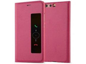 Flip Case (puzdro) pre Huawei Ascend P10 - ružové (rose)