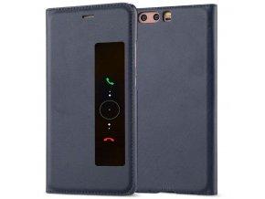 Flip Case (puzdro) pre Huawei Ascend P10+ (PLUS) - modré