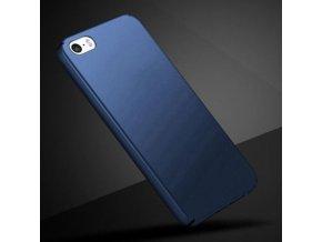 Plastový kryt (obal) pre Iphone 5C - modrý