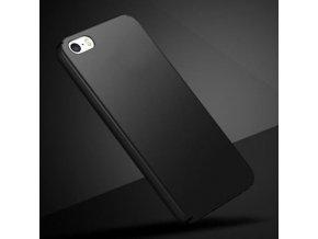 Plastový kryt (obal) pre Iphone 5C - čierny