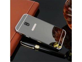 Hliníkový kryt (obal) pre Samsung Galaxy J5 2017 (J530F) - čierny