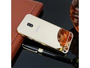 Hliníkový kryt (obal) pre Samsung Galaxy J5 2017 (J530F) - zlatý