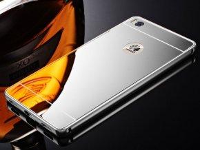 Hliníkový kryt (obal) pre Huawei P9 Lite 2017 - strieborný
