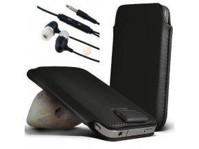 Čierne (black) puzdro pre Samsung Galaxy S3