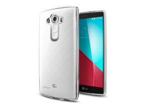 Silikónový kryt (obal) pre LG G4 - priesvitný (clear)