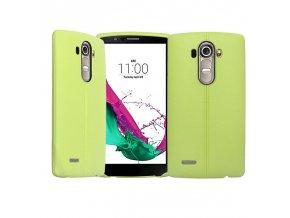 Gumený kryt (obal) pre LG G4 - green (zelený)