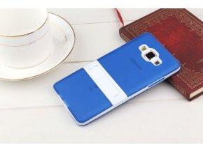 Silikónový kryt (obal) pre Samsung Galaxy S5 mini - blue (modrý)