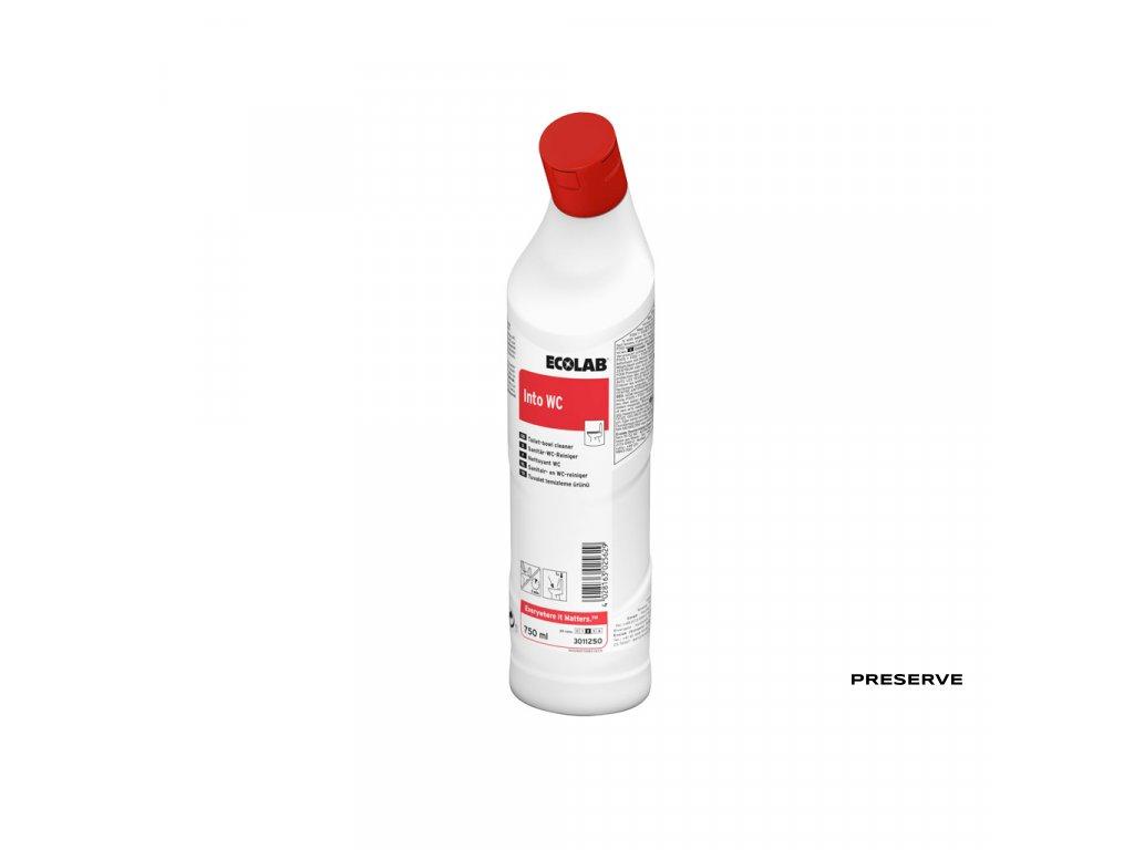 F Into WC 750 ml