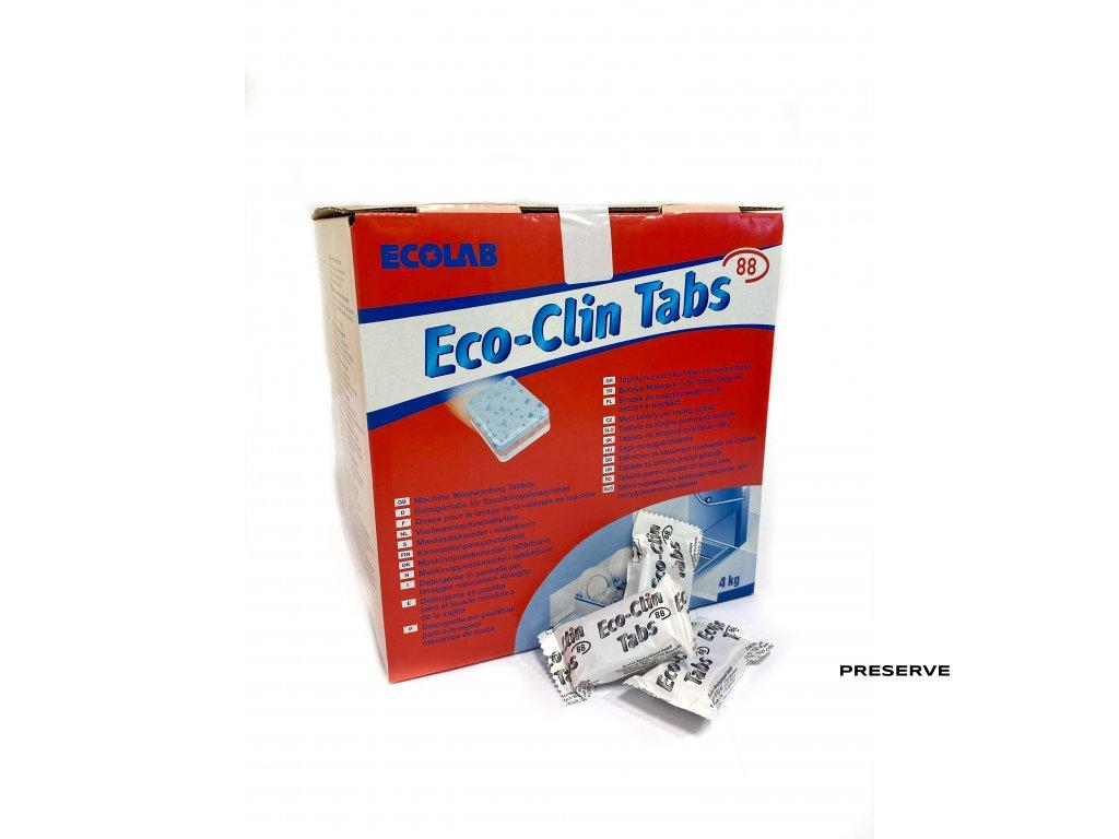 Eco clin tabs – 200 ks