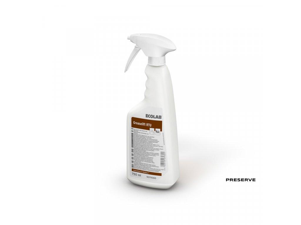 F Greaselift RTU 750 ml