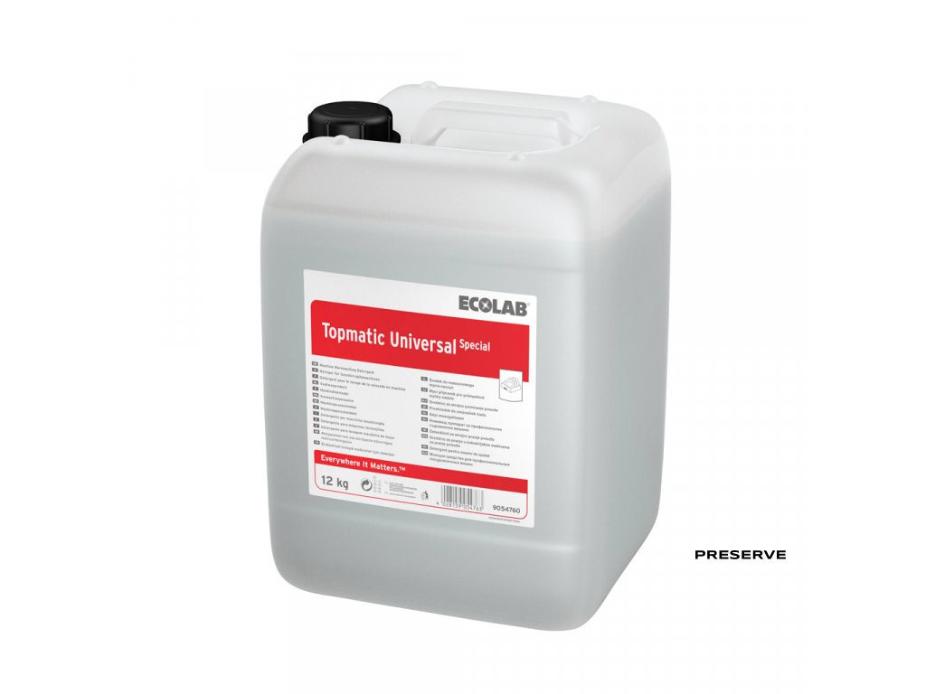 F Topmatic Universal Special 12 kg
