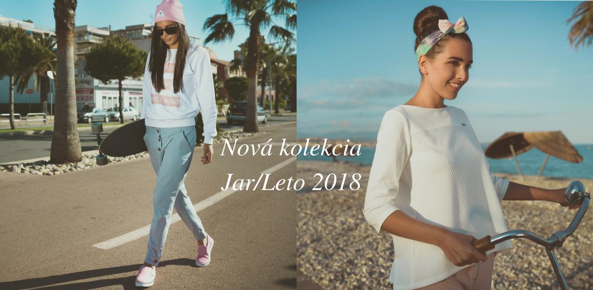 Nová koleckia Jar/Leto